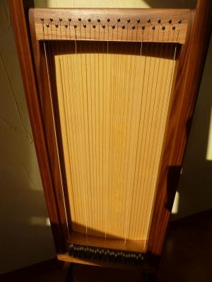 Klangmassage mit dem Monochord in Bruchsal
